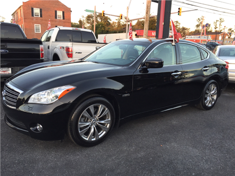 Infiniti M35h For Sale In Wisconsin Carsforsale