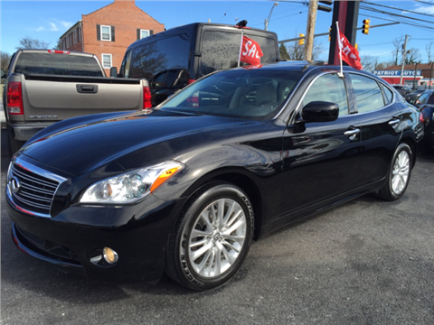 2012 Infiniti M56 for sale in Baltimore, MD