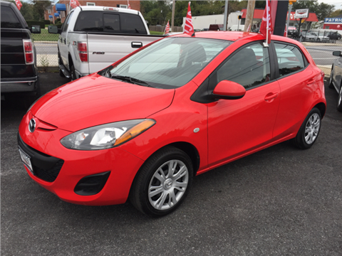 2011 Mazda MAZDA2 for sale in Baltimore, MD
