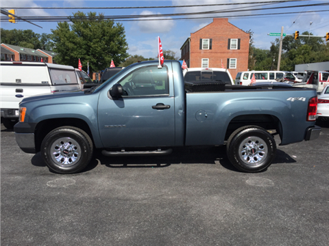 2011 GMC Sierra 1500 for sale in Baltimore, MD
