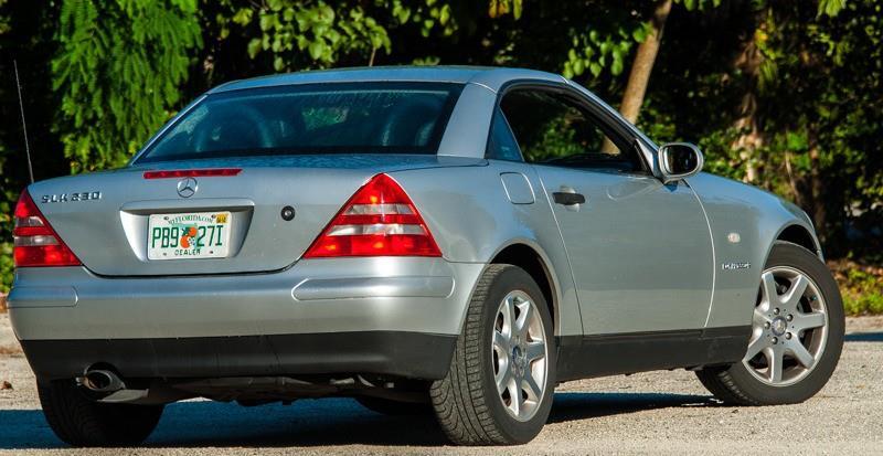 1998 mercedes benz slk for sale in florida for Mercedes benz naples florida