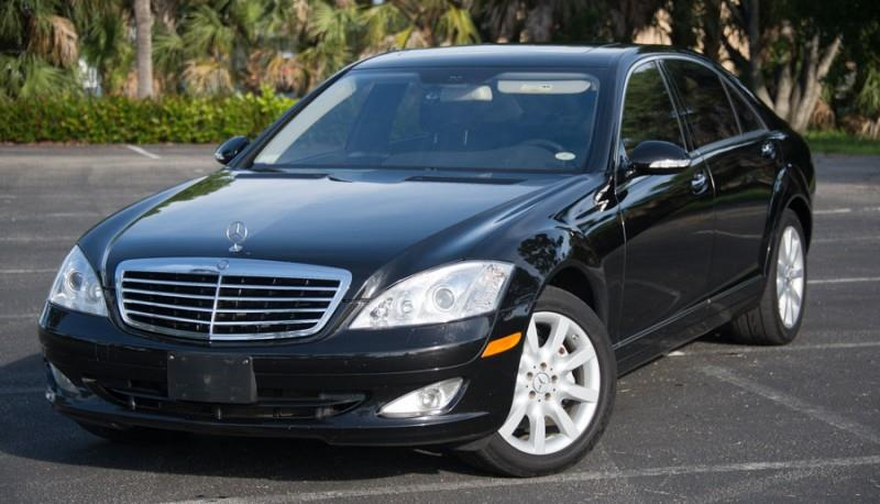 2007 mercedes benz s class for sale in florida for 2007 mercedes benz s class s550 for sale