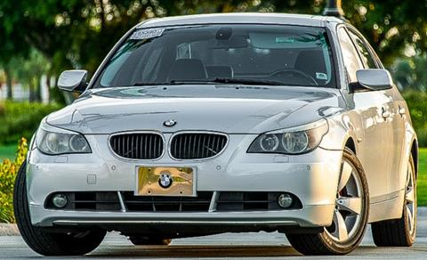 2004 BMW 5 Series for sale in Naples, FL