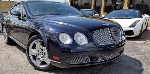 2007 Bentley Continental GT for sale in Naples, FL