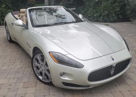 2011 Maserati GranTurismo for sale in Naples, FL