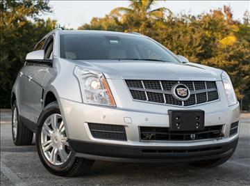 Cadillac Srx For Sale Naples Fl