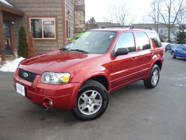 2005 ford escape limited awd 4dr suv for sale in crystal. Black Bedroom Furniture Sets. Home Design Ideas