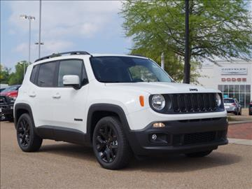 2017 Jeep Renegade for sale in Vicksburg, MS