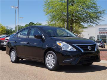 2017 Nissan Versa for sale in Vicksburg, MS