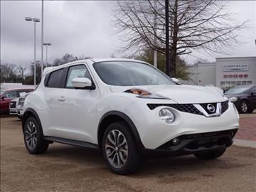 2017 Nissan JUKE for sale in Vicksburg, MS