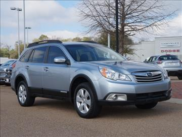 2012 Subaru Outback for sale in Vicksburg, MS