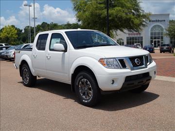 2016 Nissan Frontier for sale in Vicksburg, MS