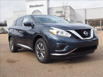 2017 Nissan Murano for sale in Vicksburg, MS