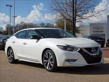 2017 Nissan Maxima for sale in Vicksburg, MS