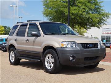2007 Ford Escape for sale in Vicksburg, MS