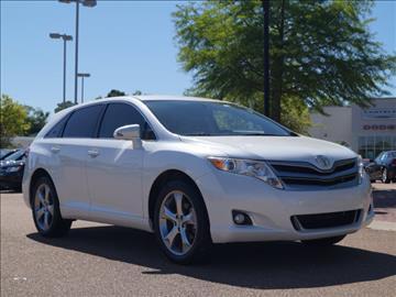 2013 Toyota Venza for sale in Vicksburg, MS