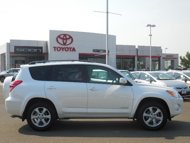 2011 Toyota RAV4 for sale in FRUITLAND ID