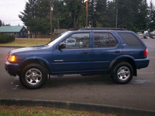 2002 Isuzu Rodeo for sale in Olympia WA
