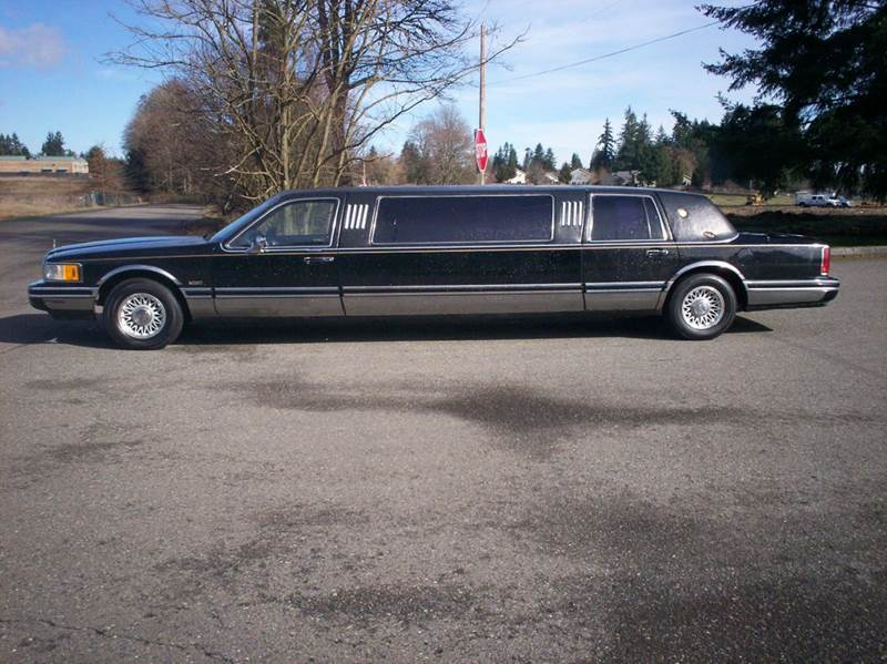 Olympia Town Car Service