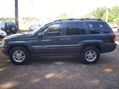 2002 Jeep Grand Cherokee for sale in Olympia, WA