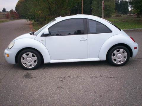 2000 Volkswagen New Beetle for sale in Olympia, WA