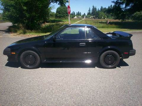 1988 Toyota MR2 for sale in Olympia, WA