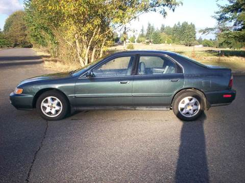 1997 Honda Accord for sale in Olympia, WA