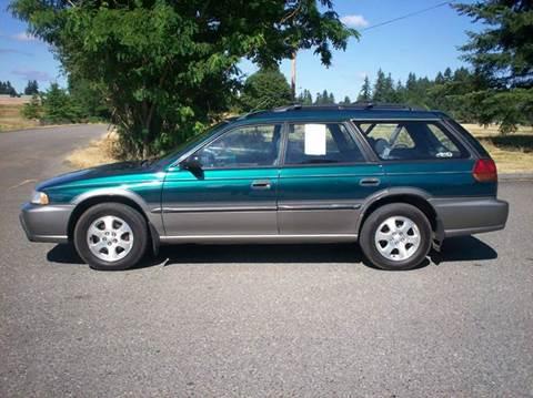 1999 Subaru Legacy for sale in Olympia, WA