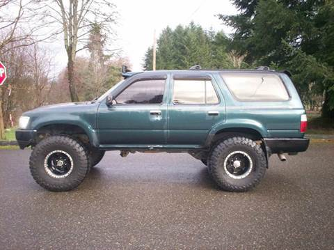 1995 Toyota 4Runner for sale in Olympia, WA