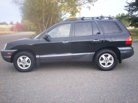 2003 Hyundai Santa Fe for sale in Olympia, WA