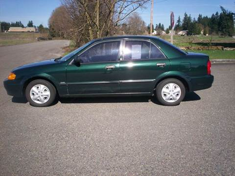 1999 Mazda Protege for sale in Olympia, WA