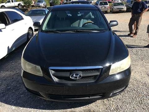 2008 Hyundai Sonata for sale in Alexander City, AL
