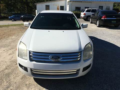 2007 Ford Fusion for sale in Alexander City, AL