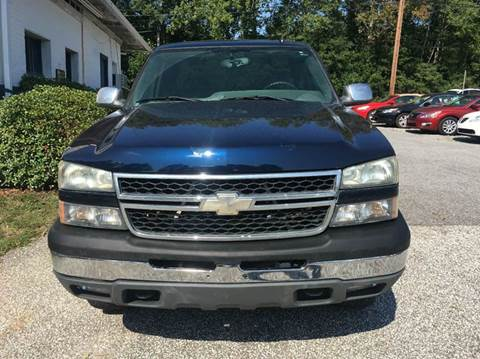 2006 Chevrolet Silverado 1500 for sale in Alexander City, AL