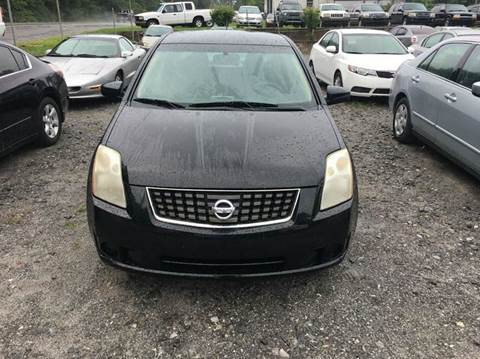 2007 Nissan Sentra for sale in Alexander City, AL
