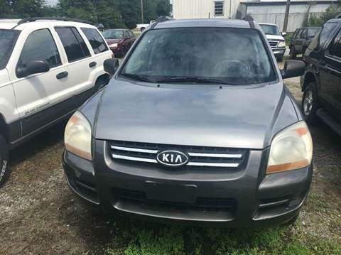 2006 Kia Sportage for sale in Alexander City, AL