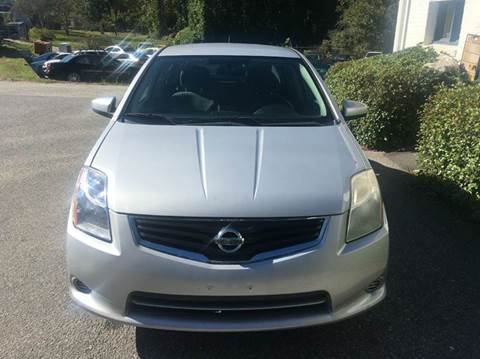2011 Nissan Sentra for sale in Alexander City, AL