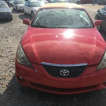 2008 Toyota Camry Solara for sale in Alexander City, AL