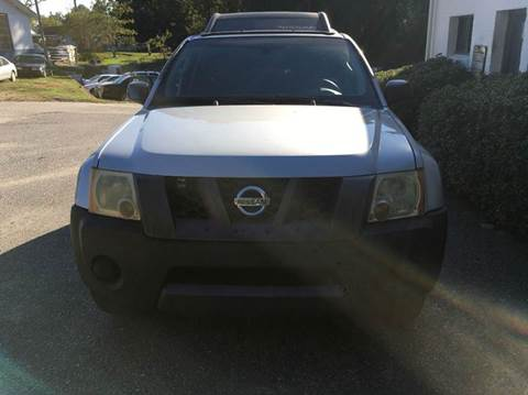 2005 Nissan Xterra for sale in Alexander City, AL