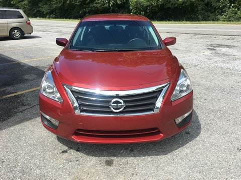 2015 Nissan Altima for sale in Alexander City, AL