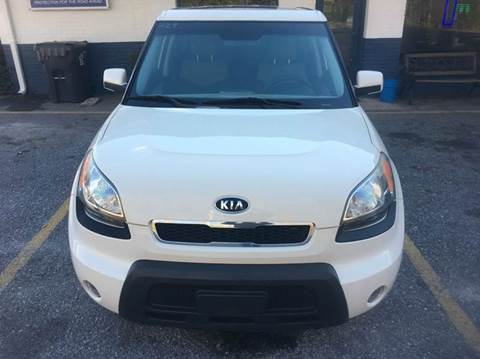 2010 Kia Soul for sale in Alexander City, AL