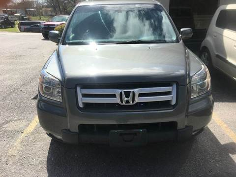 2007 Honda Pilot for sale in Alexander City, AL
