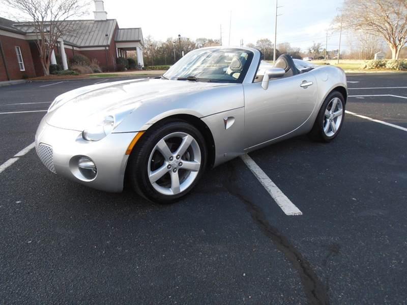 2006 Pontiac Solstice for sale in Montgomery, AL
