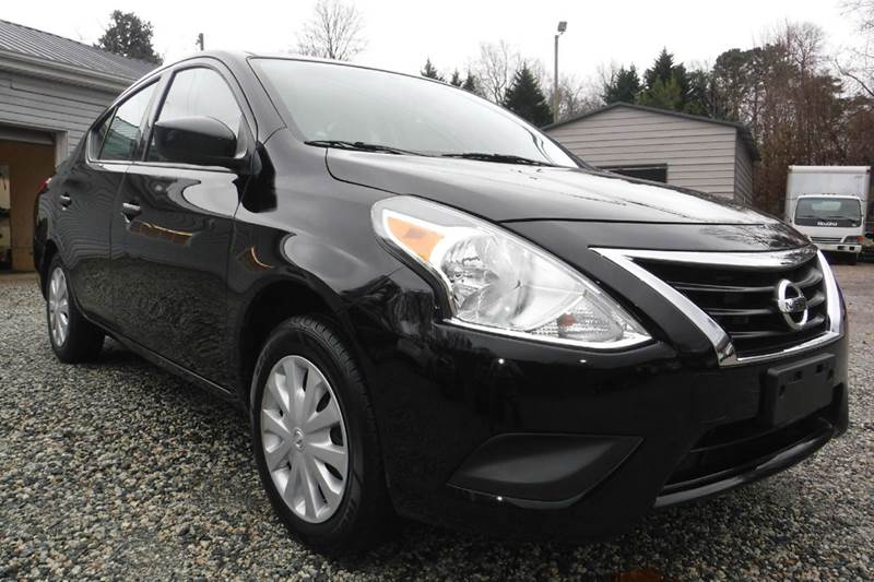 2016 Nissan Versa For Sale In Winston Salem NC