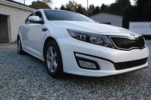 2014 Kia Optima for sale in Winston-Salem, NC