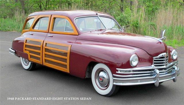 1948 Packard Standard Eight for sale in Lansdale PA