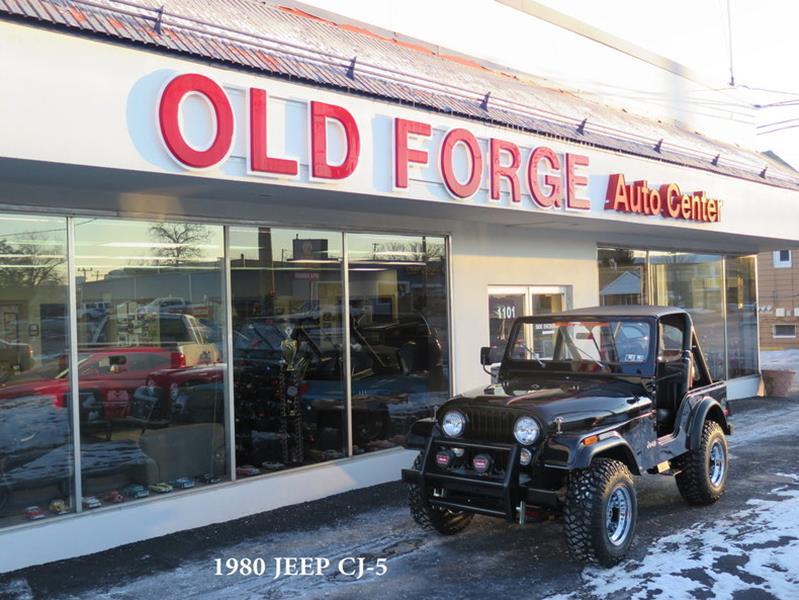 1980 Jeep CJ-5 for sale in Lansdale, PA