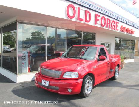 1999 Ford F-150 SVT Lightning