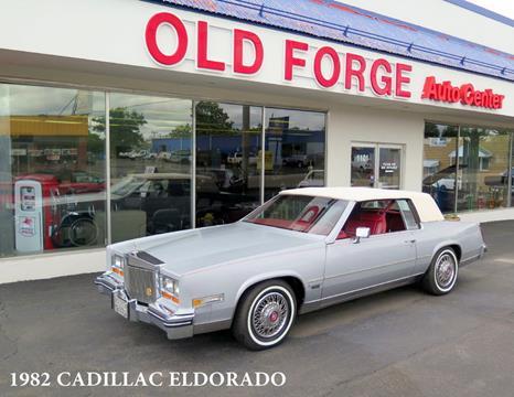 1982 Cadillac Eldorado For Sale in New York - Carsforsale.com