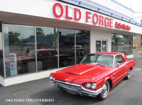 1965 Ford Thunderbird for sale in Lansdale, PA